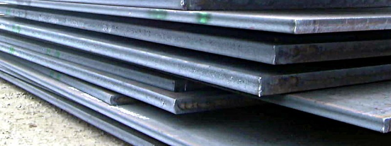 Hot rolled heavy plates